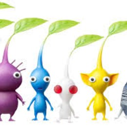 ¿Pikmin 1 o Pikmin 2? - Test for my family 3 :D