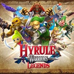 ¿Personaje favorito de Hyrule Warriors Legends? - Test for my family 3 :D