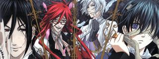 Preguntas y respuestas: ¿Que personaje de Kuroshitsuji eres?