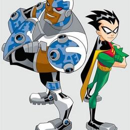 ¿Cyborg se quiere meter ala liga de la justicia? - ¿Que tanto sabes de los jóvenes titanes en acción?