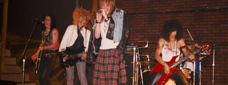 FanTest Guns 'N Roses