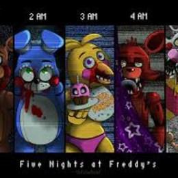 ¿que animatronico canta y no es FREDDY? - ¿cuanto sabes de five nights at freddy's?