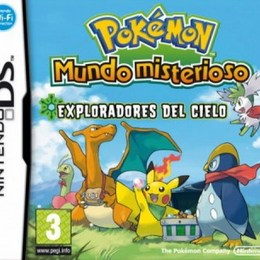 ¿Protagonista favorito de Pokémon Mundo Misterioso Cielo? - Test for my family 2