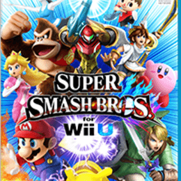 ¿Personaje SSB WiiU/3DS Fav.? - Test for my family 2
