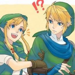 ¿Jugaría con Link o Linkle si se pudiera elegir? - Test for my family 3