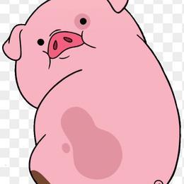 Test de conocimiento de Gravity Falls! ¿Cómo se llama el cerdito de Mabel?