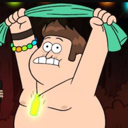 ¿Cómo se llama el amigo de Wendy que es obligado a realizar retos? - Test de conocimiento de Gravity Falls!