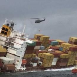 ¿Cuántos contenedores se pierden en el mar al año? - ¿Qué tanto sabes sobre el transporte marítimo?