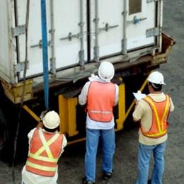 ¿Cuál es el porcentaje de contenedores que son inspeccionados al año? - ¿Qué tanto sabes sobre el transporte marítimo?