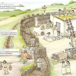 ¿Cómo vivían? - ¿Cuánto sabes de prehistoria?