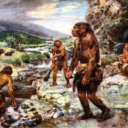 ¿Y dónde vivían? - ¿Cuánto sabes de prehistoria?