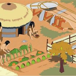 ¿De qué vivían? - ¿Cuánto sabes de prehistoria?