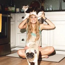 ¿Cual de estas mascotas actualmente no vive con Lenay? - ¿Cuanto conoces a Lenay?
