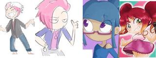Preguntas y respuestas: Que personaje FNAFHS:SL eres?