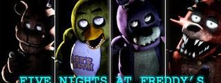 Preguntas y respuestas: Cuanto crees que sabes sobre...FNAF? (FIVE NIGHTS AT FREDDY'S