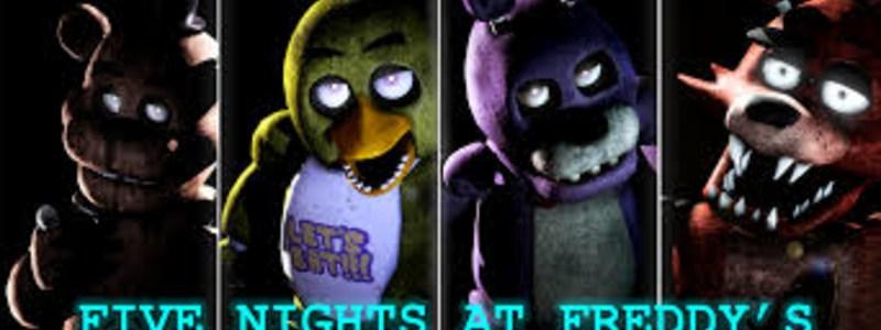 Cuanto crees que sabes sobre...FNAF? (FIVE NIGHTS AT FREDDY'S