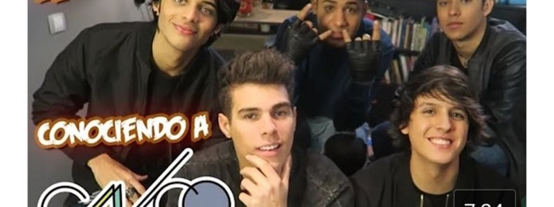 Que integrante de CNCO sería tu chico ideal?