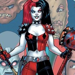 ¿Cuál es la primera arma que usó Harley? - ¿Cuánto sabes sobre Harley Quinn?