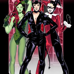 ¿Comó se llama el Grupo de Harley, Gatubela y Poison Ivy? - ¿Cuánto sabes sobre Harley Quinn?