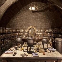 ¿Qué se obtiene si se añade polvo de raíces de asfódelo a una infusión de ajenjo? - Harry Potter y la Piedra Filosofal - Test