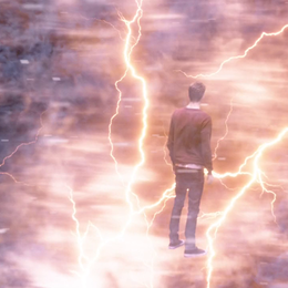¿Donde se queda atrapado Barry al intentar recuperar sus poderes? - ¿Cuanto sabes de la serie de The Flash?