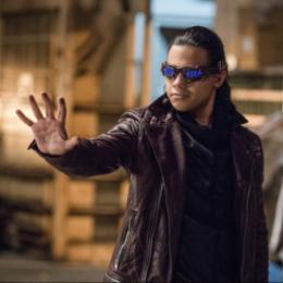 ¿Cual es el nombre metahumano de Cisco? - ¿Cuanto sabes de la serie de The Flash?