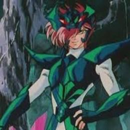 Como se le llama a la armadura de Alberich - Cuanto sabes de Saint Seiya: Los Caballeros del Zodiaco?