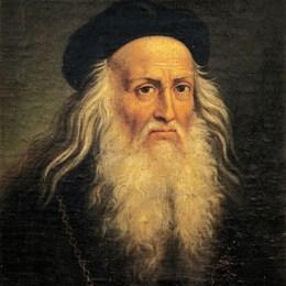 No solo era un talentoso pintor... - ¿Puedes reconocer a estos científicos famosos?
