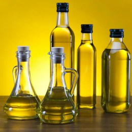 Test Semana de la Salud: ¿Conoces los beneficios de cada alimento? ¿Qué aceite es el más recomendado para freír los alimentos?