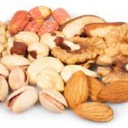 ¿Qué fruto seco contiene más ácidos poliinsaturados omega 3? -  Test Semana de la Salud: ¿Conoces los beneficios de cada alimento?