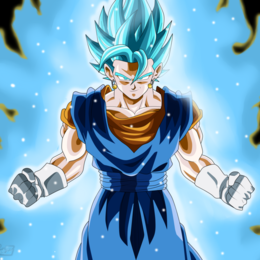 ¿Qué tanto sabes de Dragon Ball Super? Vegitto ssj blue existe?