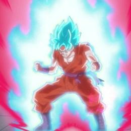 Goku contra quien quería usar el ssj dios azul kaioken?  - ¿Qué tanto sabes de Dragon Ball Super?