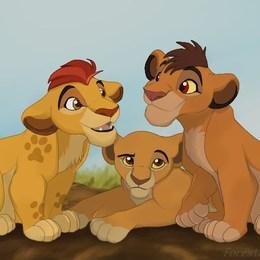 Cuales son los nombres de los hijos de Simba y Nala? - ¿Cuanto sabes del Rey León?