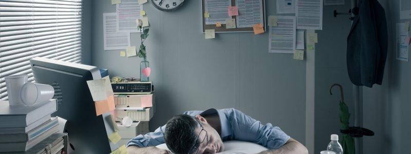 ¿Eres workahólico?