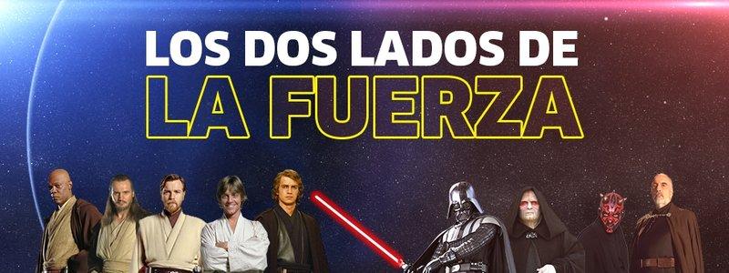 ¿Eres Sith o Jedi?
