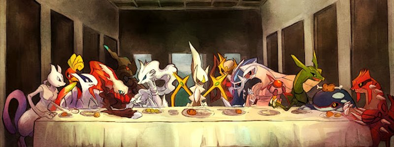 Test POKÉMON (Nivel ARCEUS)