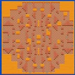 bueno, antes os quiero dar un besazo a todos y gracias por hacer este test tengo otros mas de que brawler eres(en test personalizados)……………......¿Cómo se llama este mapa de la imagen? - ¿cuanto sabes de brawl stars?