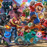 ¿Cuanto sabes de Super Smash Bros?