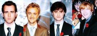 ¿Quién sería tu novio de Harry Potter?