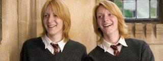 Preguntas y respuestas: ¿cuanto sabes de los gemelos Weasley:)?