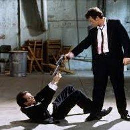 """En su ópera prima, """"RESERVOIR DOGS"""" todos los ladrones tenían un color asignado, te acuerdas que color tenía el propio Tarantino? - ¿Cuanto sabes sobre Quentin Tarantino?"""
