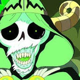 EN HORA DE AVENTURA, EN QUE SE CONVIERTE EL LICH ? - Eres fan de Cartoon Network?
