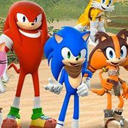 COMO SE LLAMAN LOS AMIGOS SE SONIC, EN SONIC BOOM? - Eres fan de Cartoon Network?