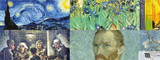 Preguntas y respuestas: ¿Qué obra serías de Van Gogh?