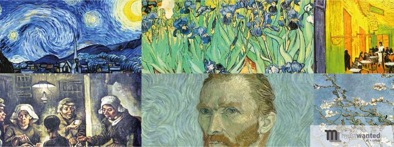 ¿Qué obra serías de Van Gogh?