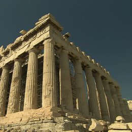¿Cuáles son dos ejemplos de arte que se destacan en la cultura griega? - Test Cultura Griega