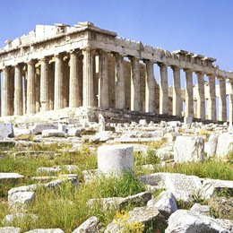 ¿Cuáles son los tres órdenes arquitectónicos que existen en la Grecia clásica? - Test Cultura Griega