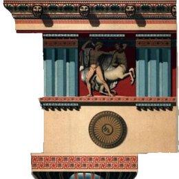 Las esculturas griegas tenían color(policromas) - Test Cultura Griega