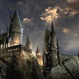 ¿Que dice el cartel que ven los muggles al ver Hogwarts? - Test: ¿Cuanto sabes de Harry Potter?
