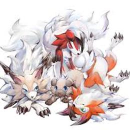 Ultima Pregunta...Ahy mas lycanroc's y rockruff's en el mundo pokemon? - Cuanto Sabes De Los Lycanroc's